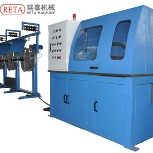 Aluminum Tube Return Bender Machine
