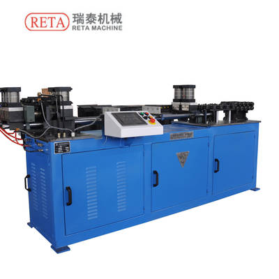 Double Station Tube Cut Off Machine