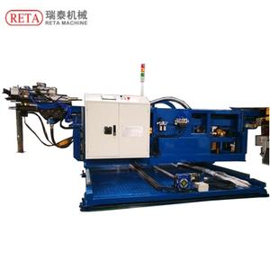 Servo Six Tubing Expander machine for Fin Coil Tube