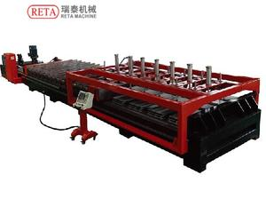 Horizontal Servo Expander for Heat Exchanger industry