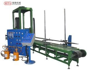 Automatic Aluminium Coil Brazing Machine