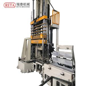 Vertical Expander Automatic Loading And Unloading