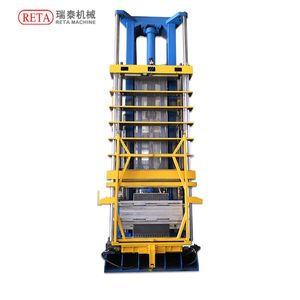 5mm Tube Vertical Expander Machine