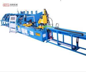 Automatic Pipe Cutting Machine Line by Saw Blade Cutting