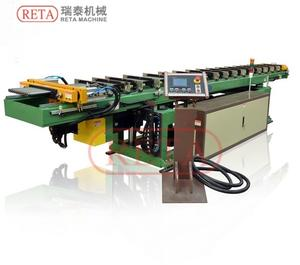 12 Tubes Horizontal Expander And Flaring Machine