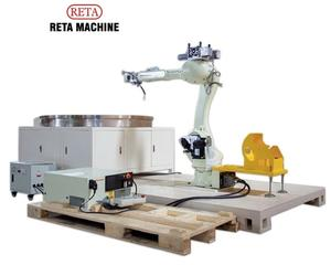 Mechanical Arm Brazing Machine