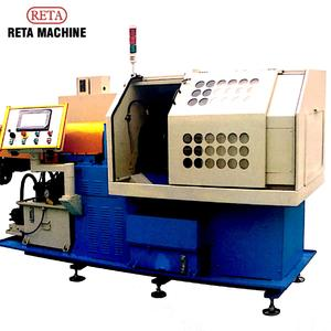 Tube End Reducer Machine; CNC Tube Reducing Machine