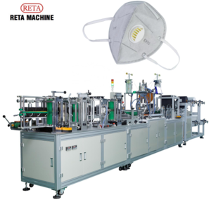 N95 Mask Making Machine; KN95 Mask Production Machine