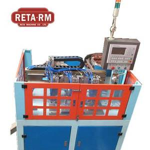 Copper Tripod Tee Bending  Machine