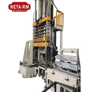 Vertical Expander Machine for Heat Exchanger Coil Tube