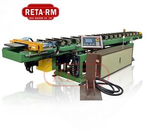 Automatic Horizontal Expanding machine ;Straight Tubes Horizontal Expanding Machine