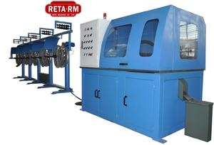 Aluminum Tube Return Bender Machine; Short U Bending Machine