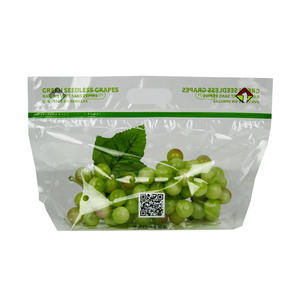 Vented Zipper Bag, Produce Bag Factory
