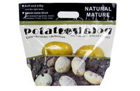 Printed Little BIO Baby Potatoes Bag