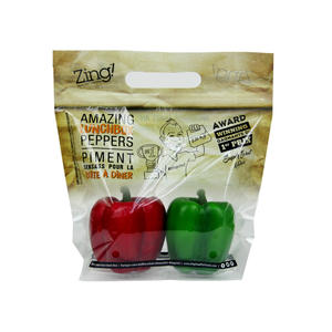 Peppers Zipper Pouch Bag, Pepper Bag Factory