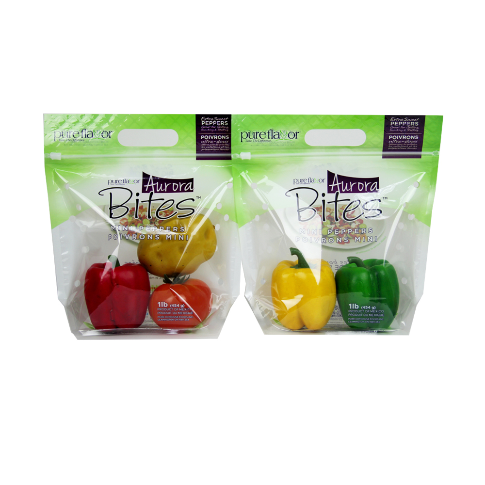1LB Mini Sweet Peppers Bag