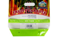 FDA Fruity BIO Carrots Packaging Bag