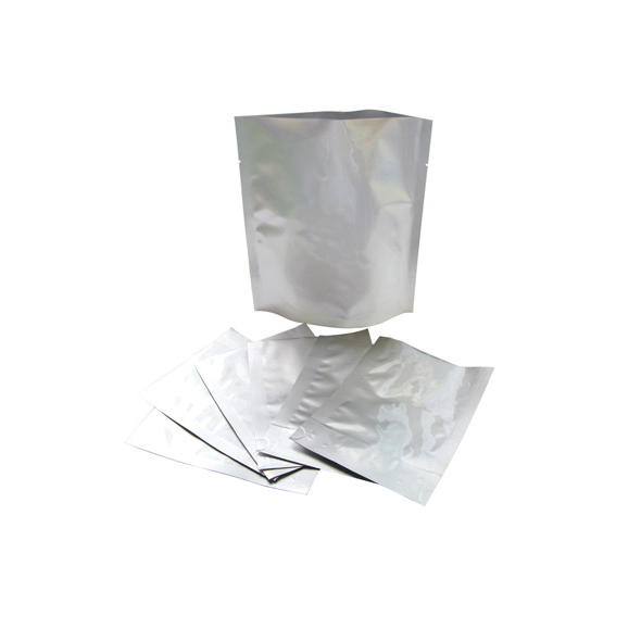 Non Printed Stand up Aluminum Foil Bag