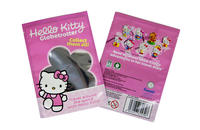Hello Kitty Globetrotter Minifigures Packaging Foil Bags Heat Seal