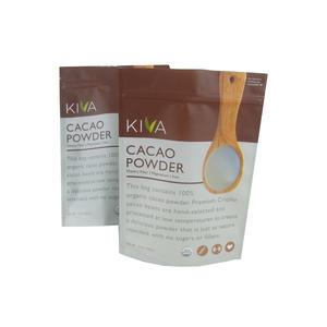 Food Bags Wholesale For 1LB Cacao Powder Pack
