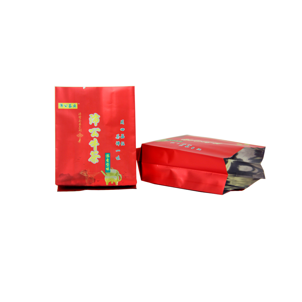 Printed Foil Side Gusset Coffee Tea Bags