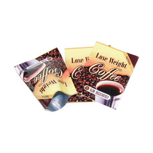 Printed Foil Lose Weight Small Coffee Bags