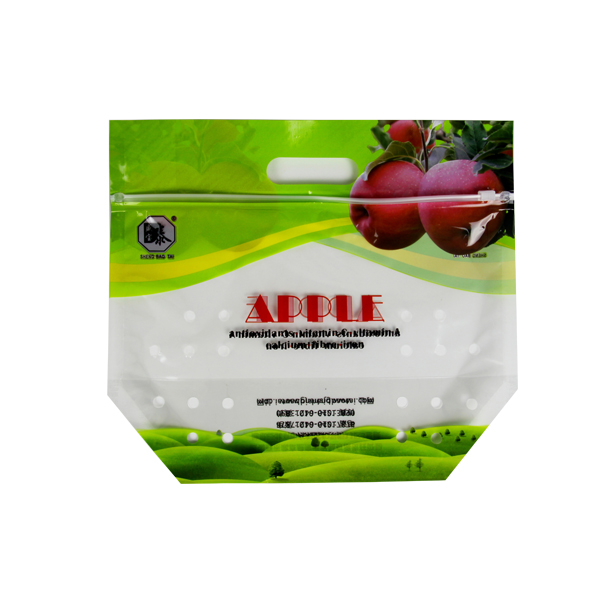 2LB Apples Packaging Bag Pouch