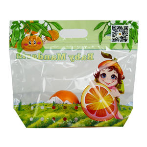 Mandarin Packaging Plastic Bag