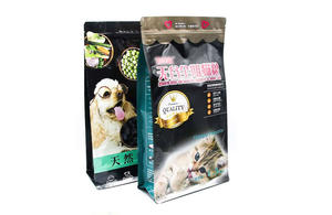 Custom printed animal & PET food packaging bag