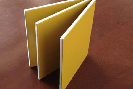 pe aluminum composite panel