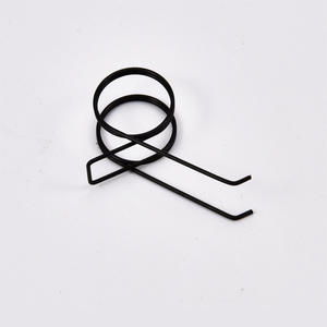 wholesale custom-made high quality double torsional spring  suppliers manufactures