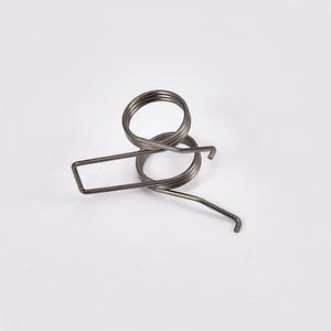 wholesale customized high quality double torsional spring  suppliers manufactures