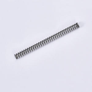 buy China customized compressed spring  suppliers manufactures factory