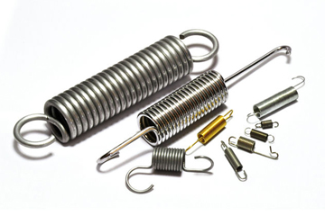 Several compression spring simple introduction