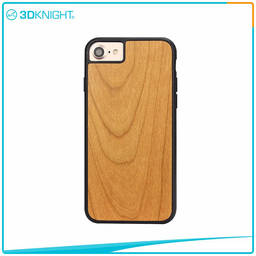 Handmade Cherry Wood Phone Case For Iphone 7 7 Plus Cases