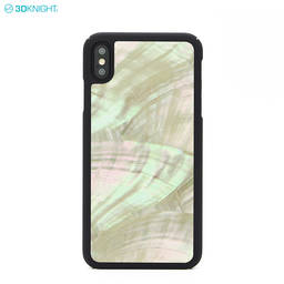 Promotional Gifts Real Seashell Design Cell Phone Case For iPhone XS MAX