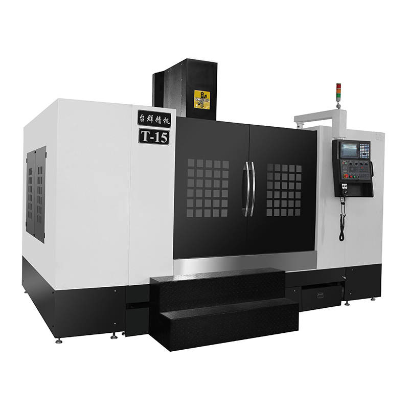 T-15 Box ways Vertical Machining Center