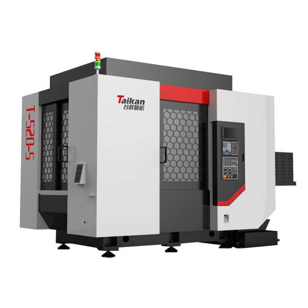 T-520-S High-speed Tapping and Drilling Machine