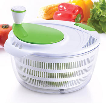 Salad Spinner Vegetable Dryer  itemprop=
