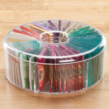 High Quality Tea bag storage box,storage container itemprop=