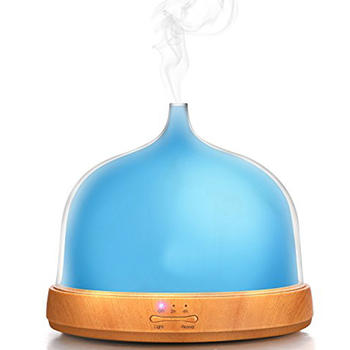 Aroma Essential oil Diffuser Humidifier itemprop=