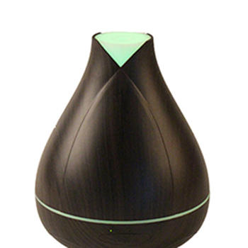 Wood Grain Ultrasonic Cool Mist Humidifier Aroma Diffuser itemprop=