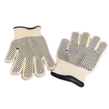 High Quality Heat Resistant Barbecue Gloves Grill Mitts Accessories itemprop=