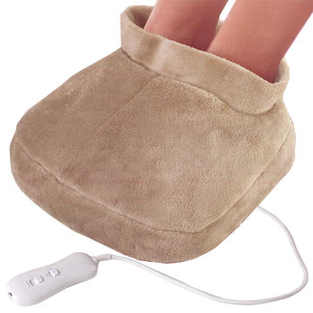 Wholesale Electronic Heated Foot Massager Vibrating Foot Care Massager  itemprop=