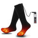 Rechargeable Battery Electric Heated Socks for Cold Feet