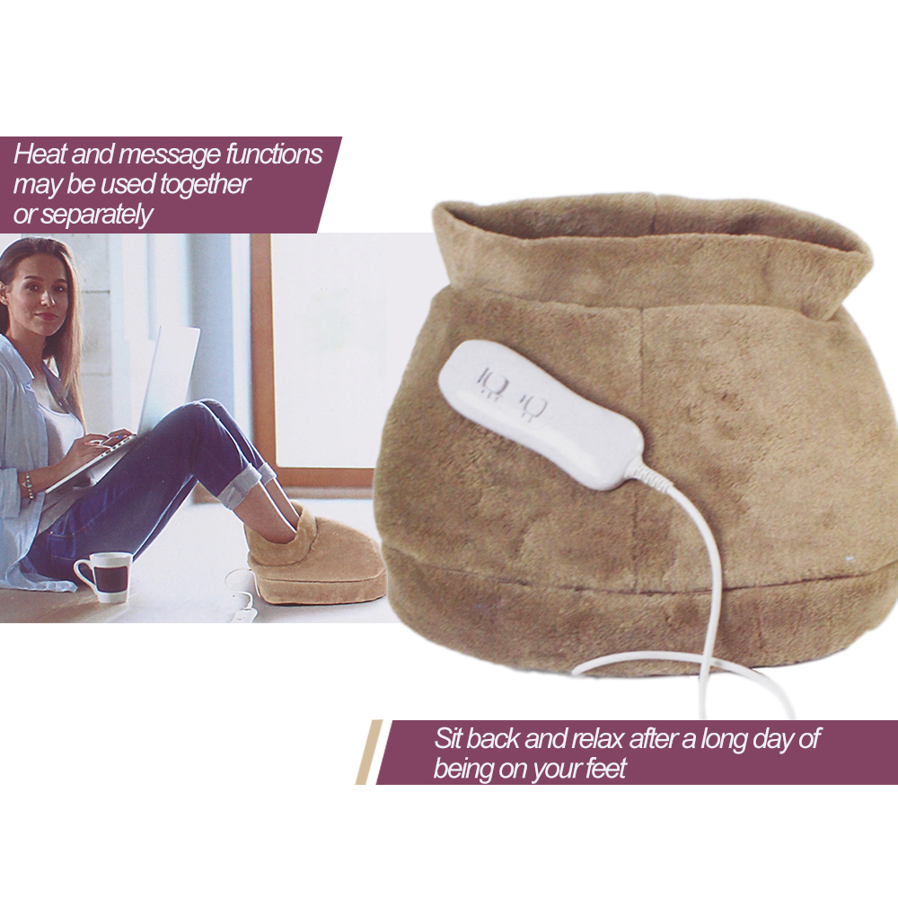 Wholesale Electric Heated Foot Massager