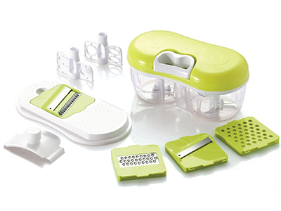 Vegetable Chopper Shredder Slicer Grater Chopper Blender