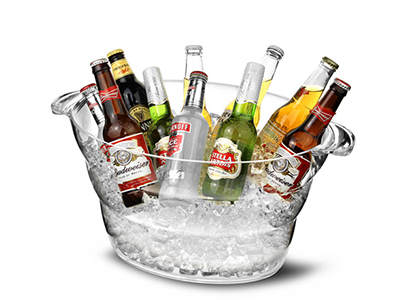 Wine Cooler Ice Bucket Beer tub