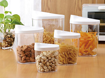 Food Storage Jars Canister Set