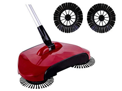 Automatic Broom sweeper